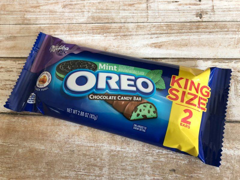 Mint Chocolate Oreo Bar Walmart