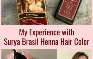 Surya Brasil Hair Color