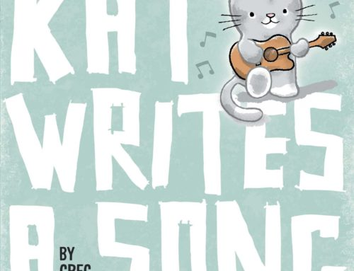 """Kat Writes a Song"" – an Adorable New Book from Greg Foley"