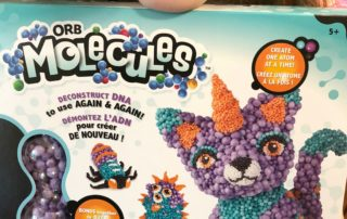 Orb Molecules