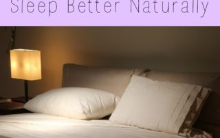 10 Ways to Sleep Better Naturally