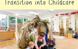 How to Have a Smooth Transition into Childcare