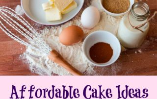 Affordable Cake Ideas for Birthday Parties
