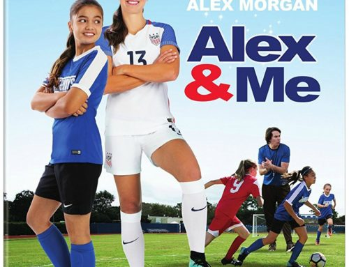Alex and Me on Blu-Ray and DVD (**GIVEAWAY**)