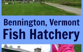 Bennington Vermont Fish Hatchery