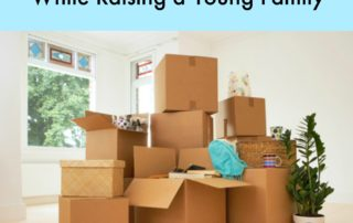 How to Move House While Raising a Young Family