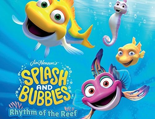 "PBS Kids ""Splash and Bubbles"" Show Soundtrack (**GIVEAWAY**)"