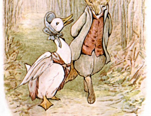 Why Are Children Still Fascinated by Beatrix Potter?