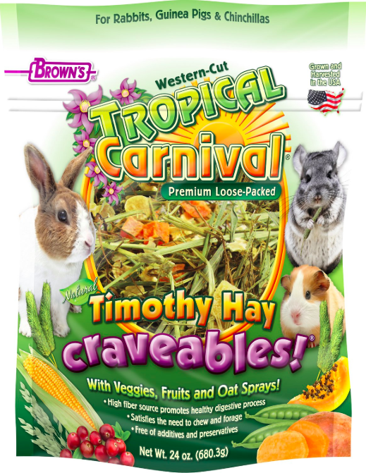Browns Tropical Carnival
