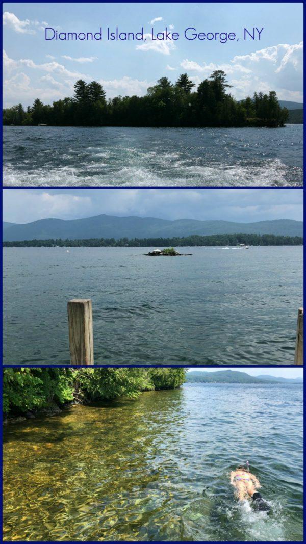 Diamond Island Lake George
