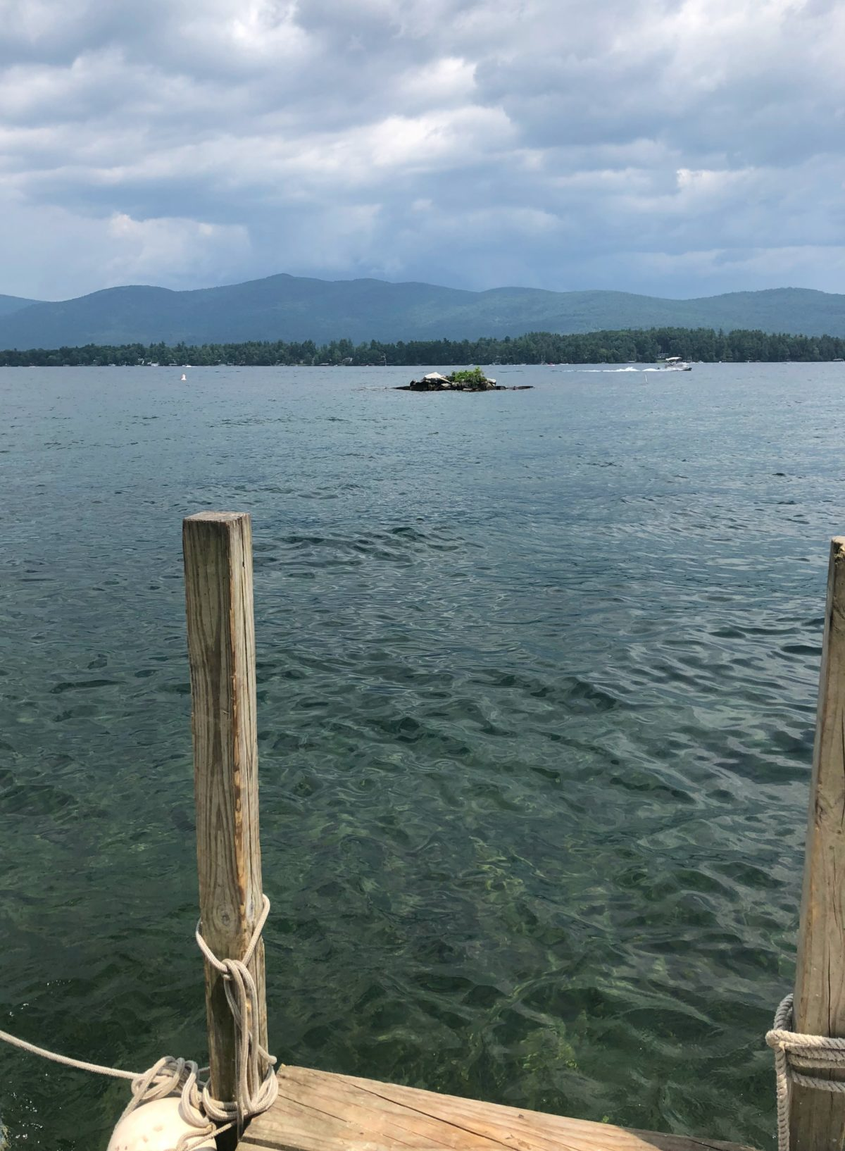 Diamond Island, Lake George, New York