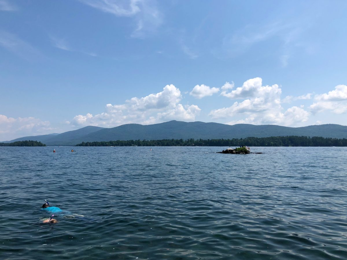 Diamond Island Lake George