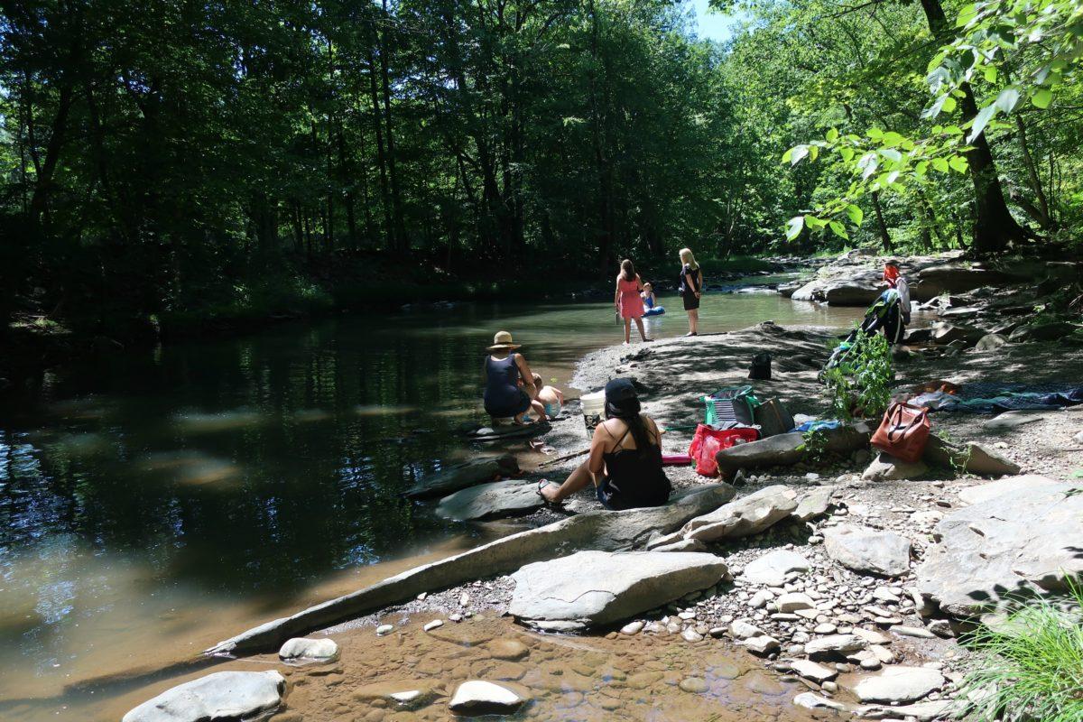 Little Deep Bridge Woodstock NY