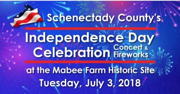 Mabee Farm Fireworks 2018