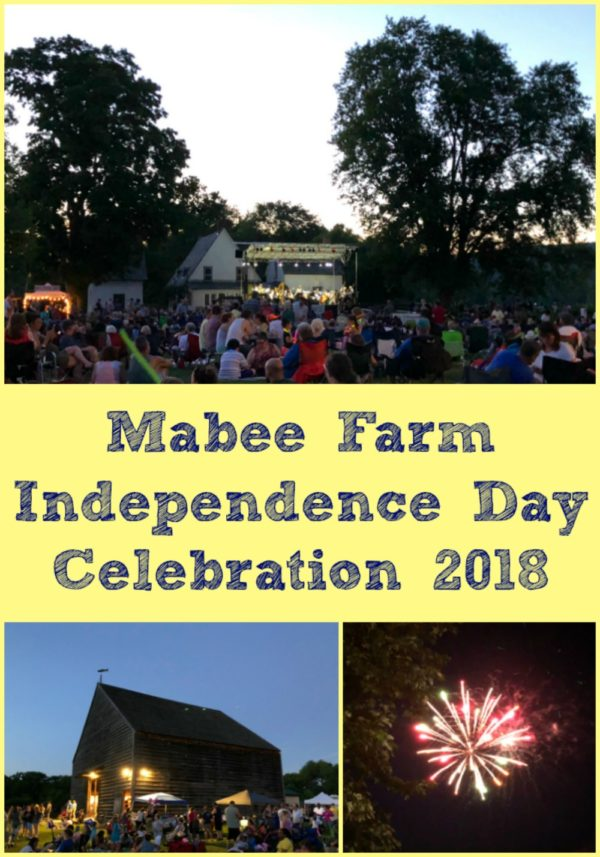 Mabee Farm Independence Day Celebration