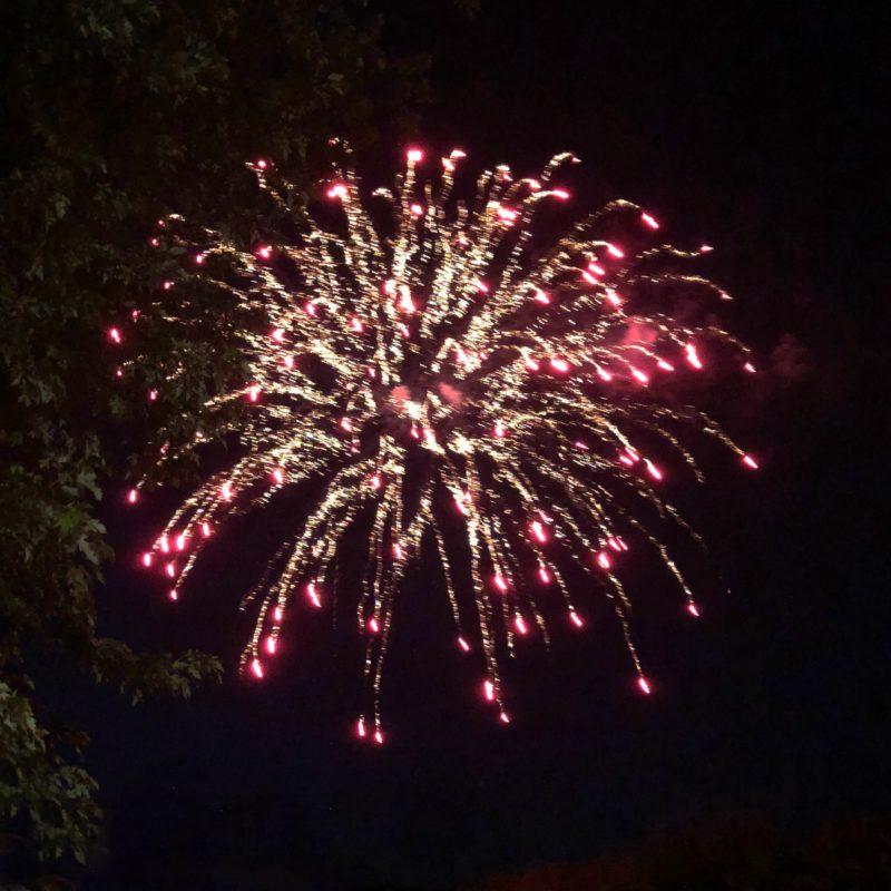Mabee Farm Fireworks