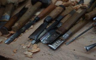 Woodworking Shop Tools