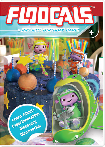 Floogals Project Birthday Cake Dvd Giveaway A