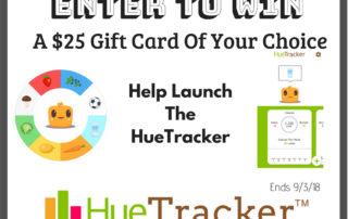 Hue Tracker