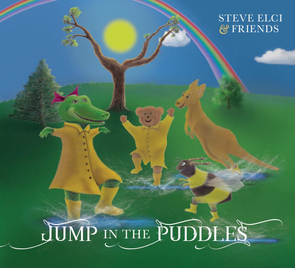 Steve Elci Jump in the Puddles