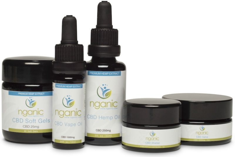 Nganic Products