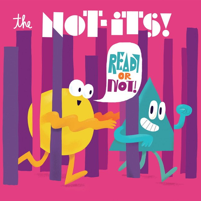 Not-Its Ready or Not CD