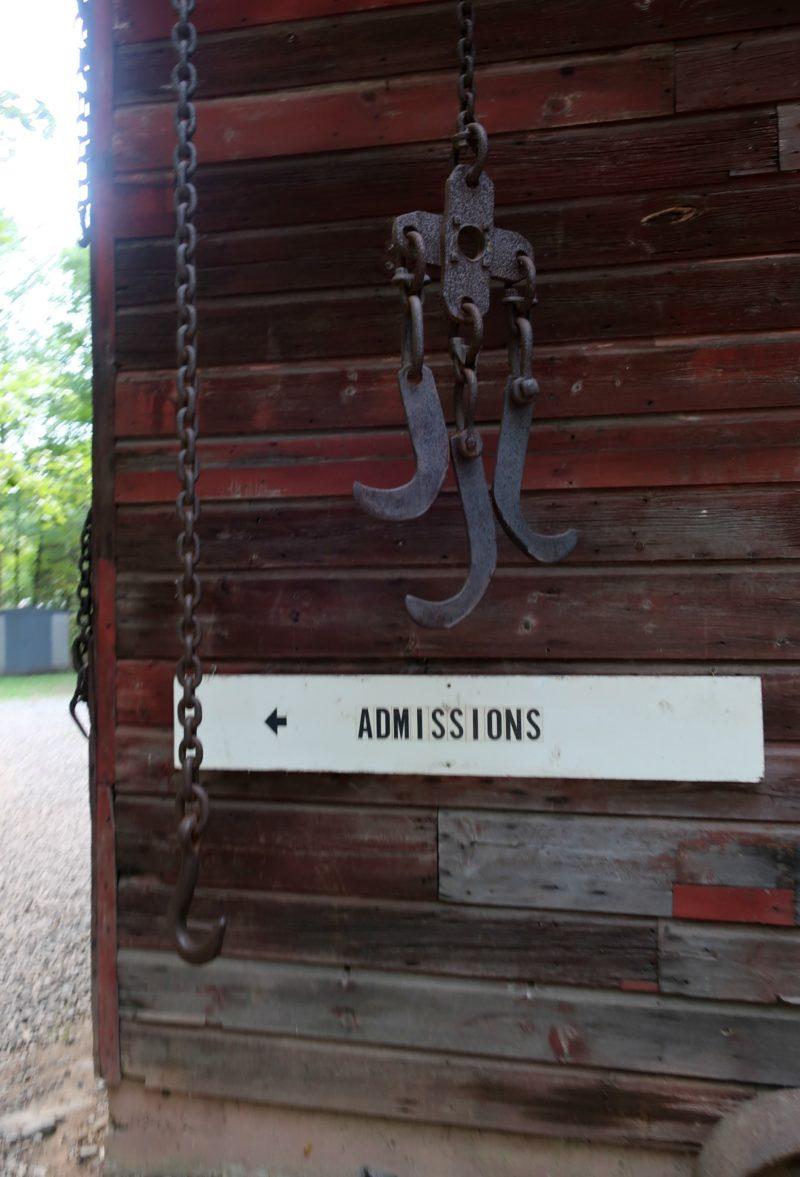 Opus 40 Admissions