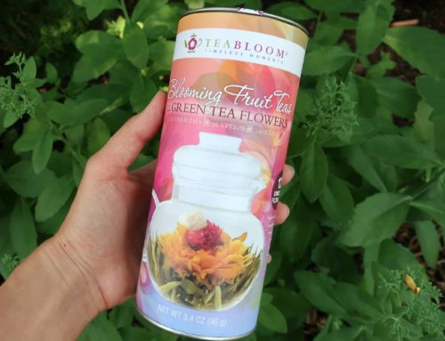 Blooming Teas and More from Teabloom