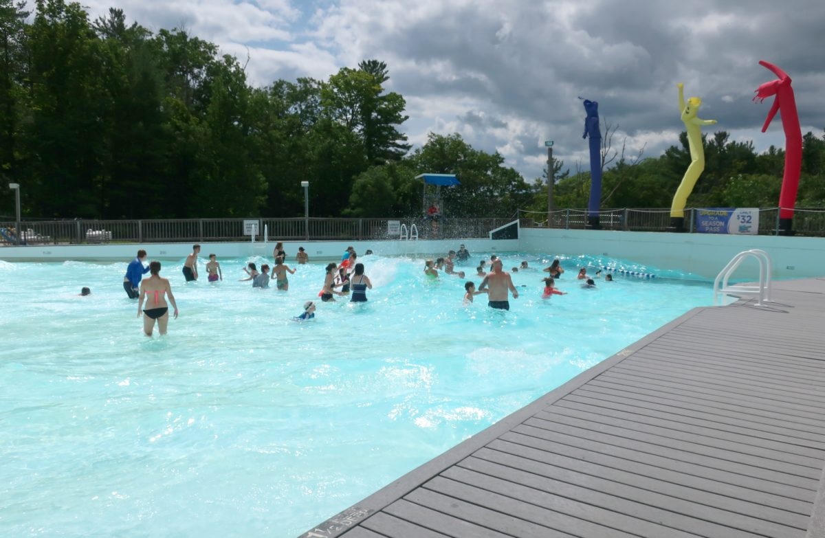 Zoom Flume Water Park East Durham NY