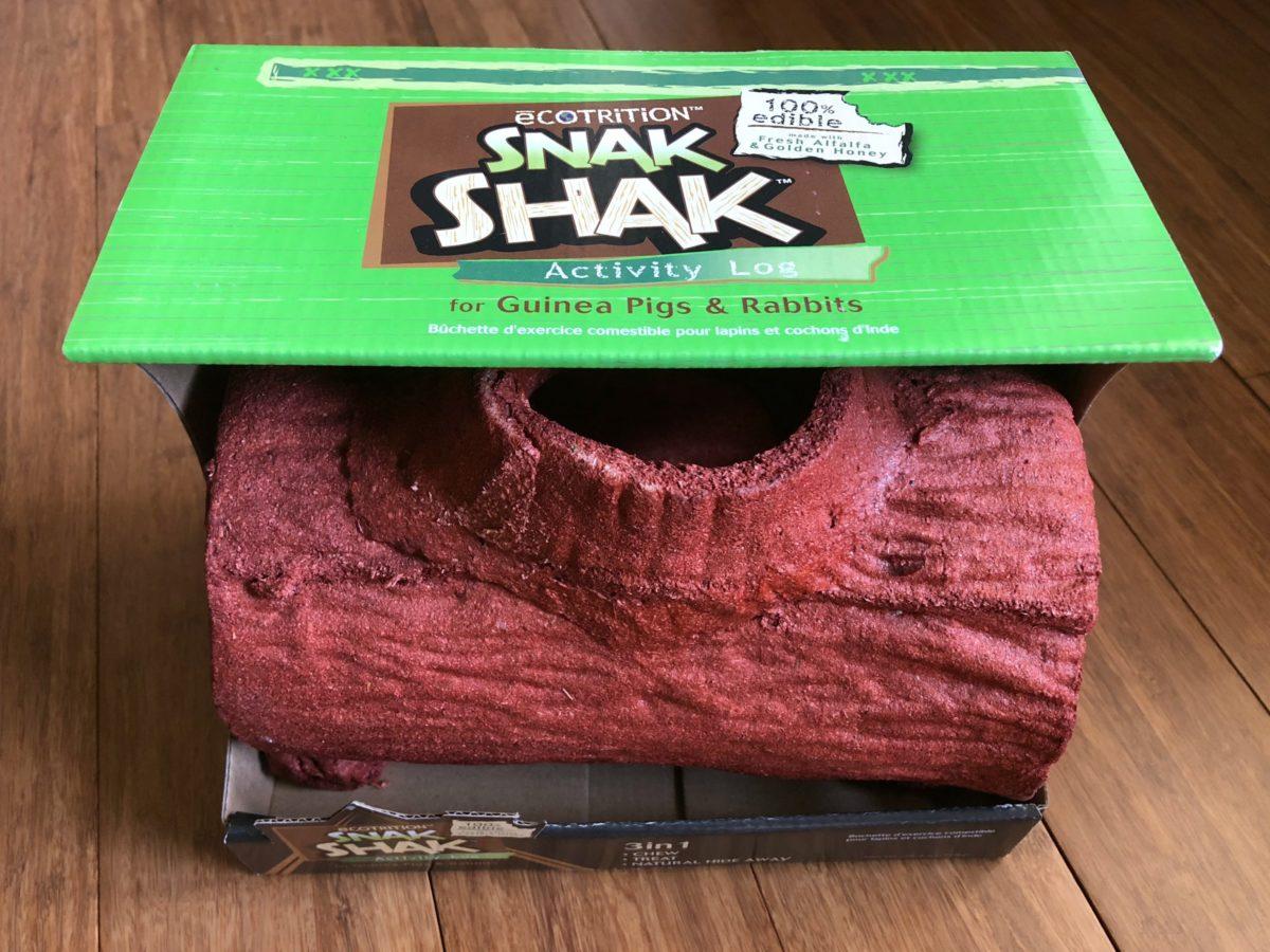 Guinea Pig Rabbit Snack Shak