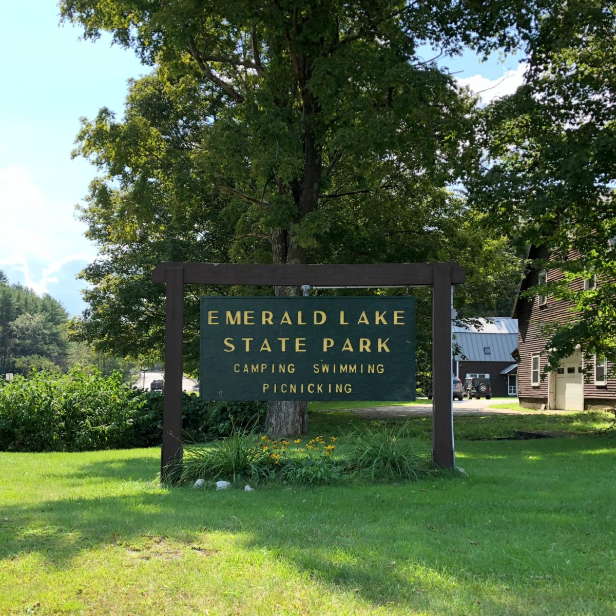 Emerald Lake State Park