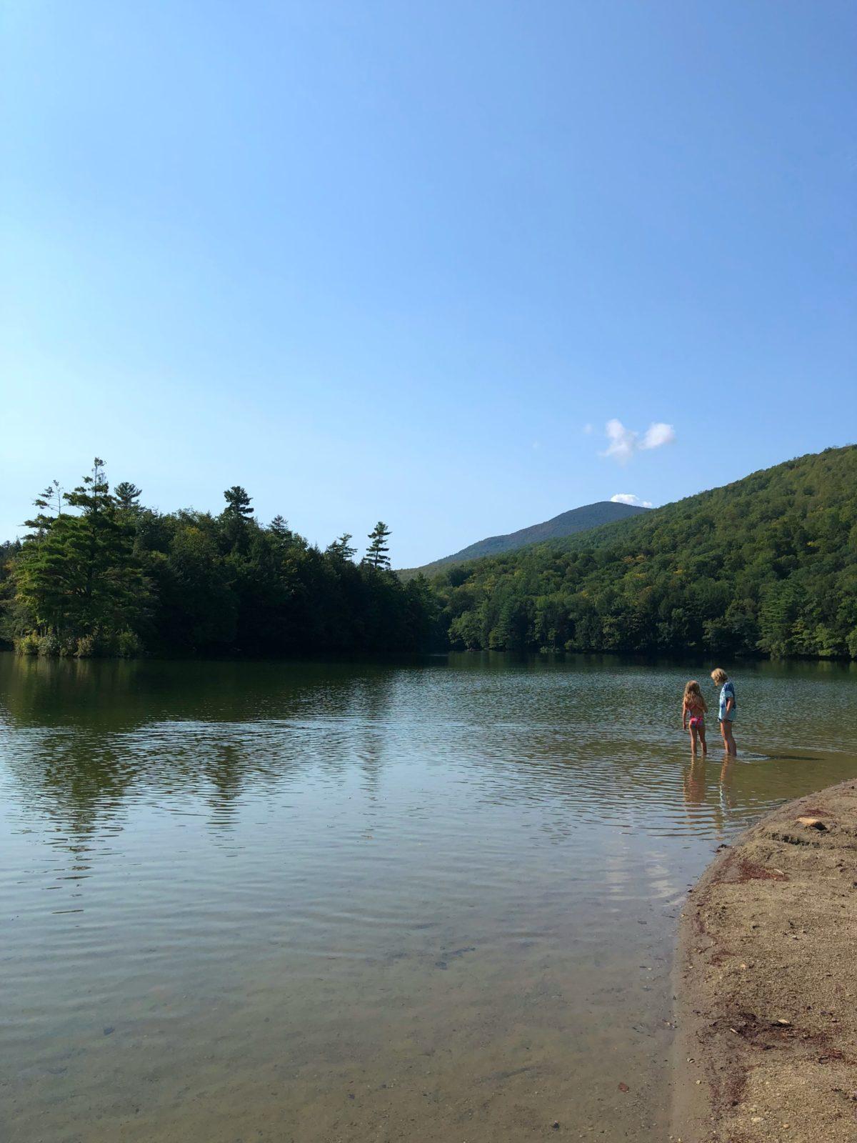 Emerald Lake State Park Dorset Vermont