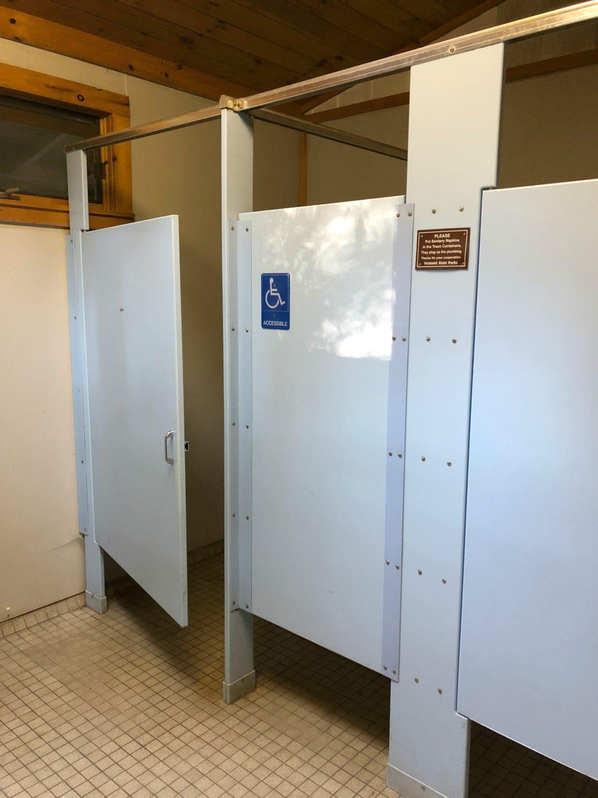 Emerald Lake Bathrooms