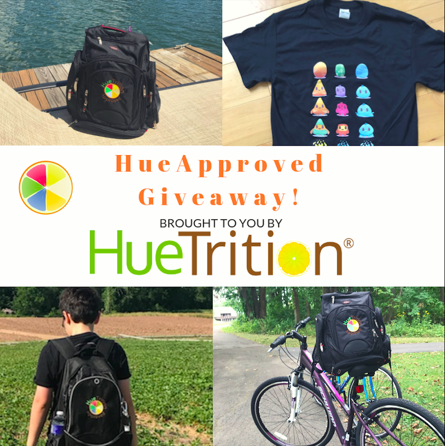 HueTrition Prize Pack