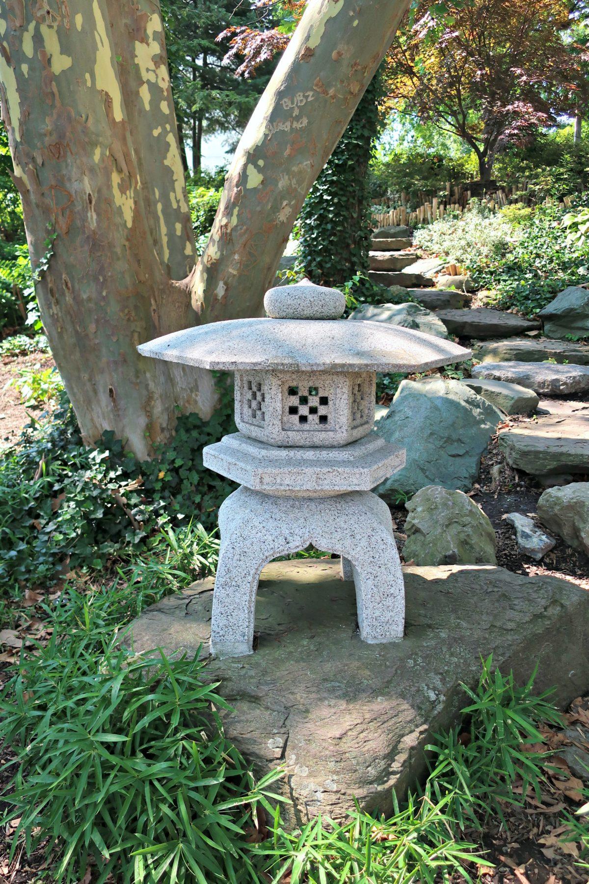 Buffalo History Museum Japanese Garden