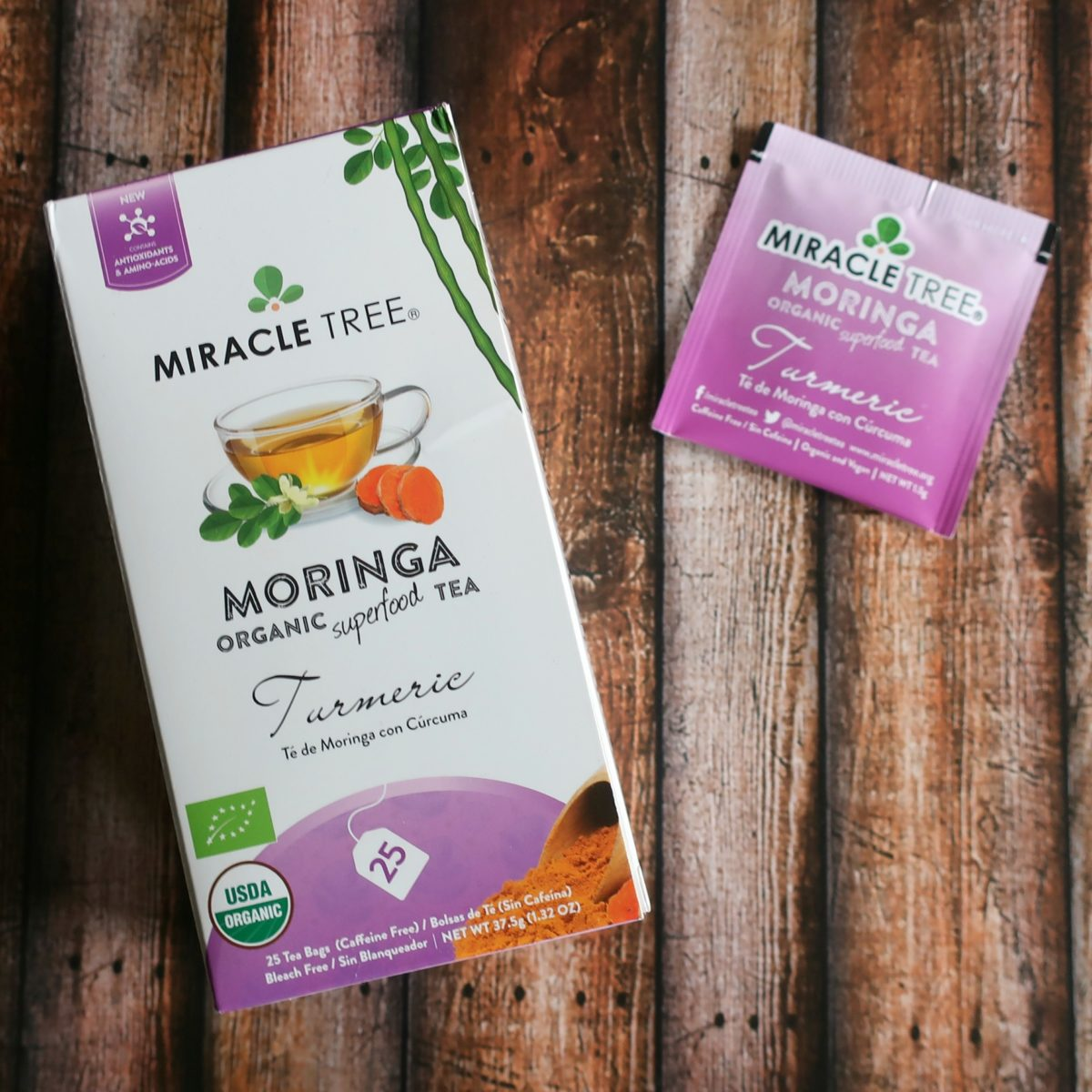 Miracle Tree Superfood Tea