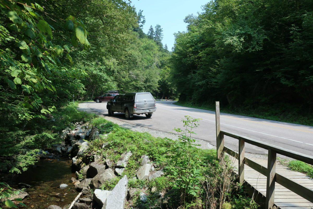 Moss Glen Falls, Granville, Vermont