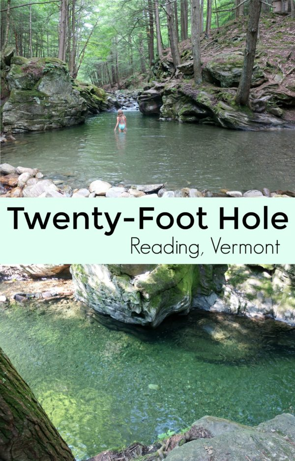 Twenty Foot Hole