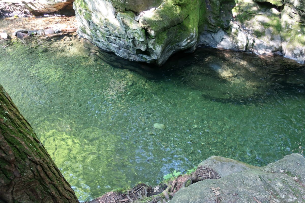 Twenty Foot Swimming Hole, Reading, Vermont