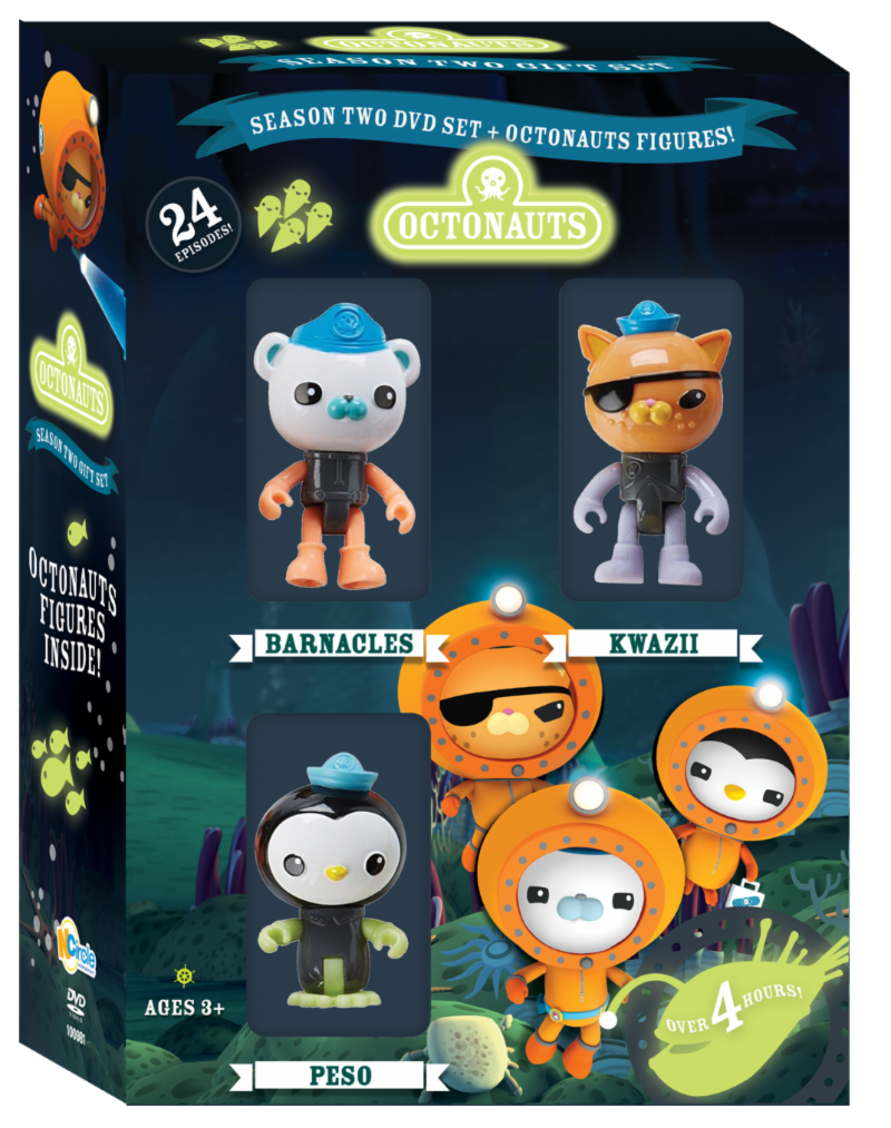 Octonauts: Season Two DVD Gift Set
