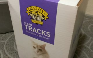 Dr Elsey's Clean Tracks Cat Litter