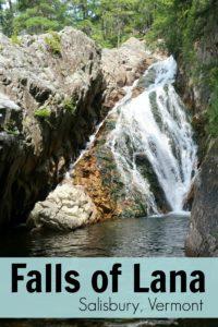Falls of Lana