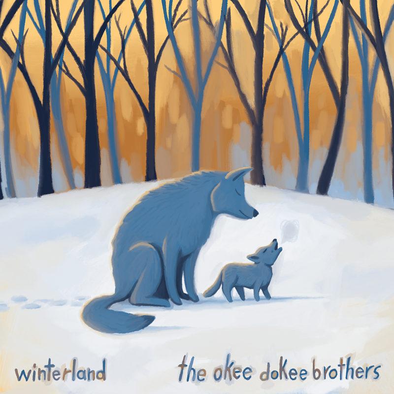 The Okee Dokee Brothers Winterland CD