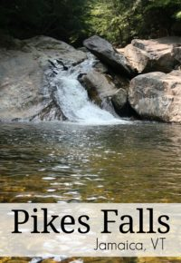 Pikes Falls Jamaica Vermont