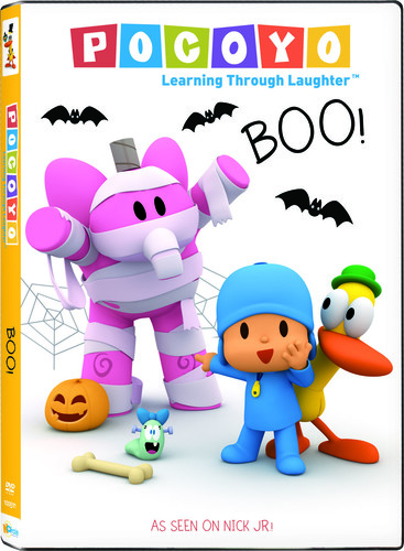 Pocoyo Boo DVD Ncircle Entertainment