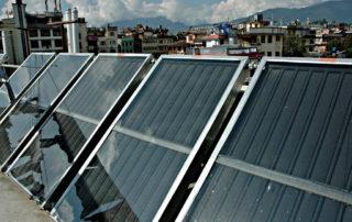 Solar Panels HVAC