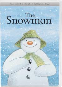 The Snowman DVD Ncircle