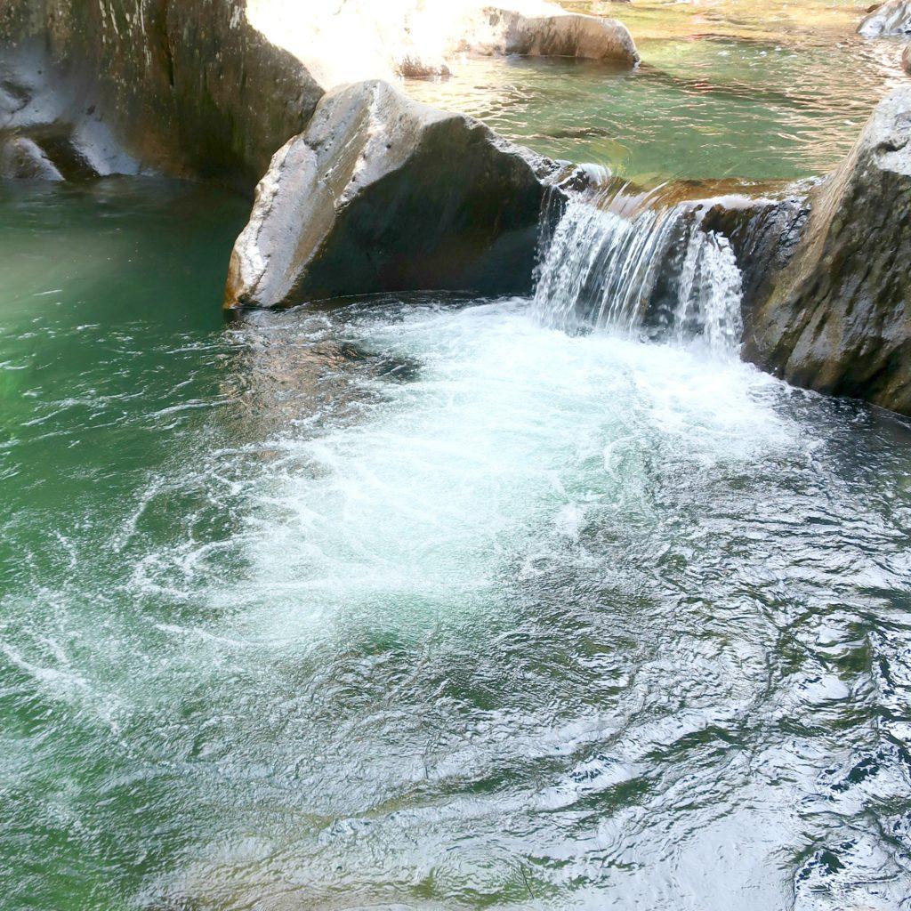 Warren Falls Swimming Hole, Vermont
