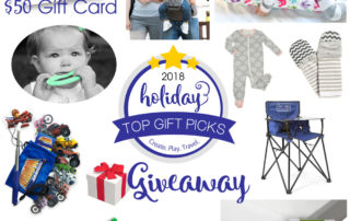 2018 Holiday Gift Guide Giveaway
