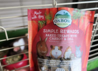 Oxbow Simple Rewards Guinea Pig Treats